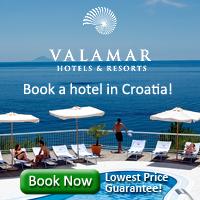 logo of Valamar Hotels & Resorts