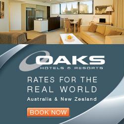 logo of Oaks Hotels & Resorts