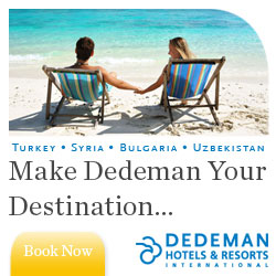 logo of Dedeman Hotels & Resorts