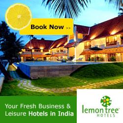 logo of Lemon tree Hotels