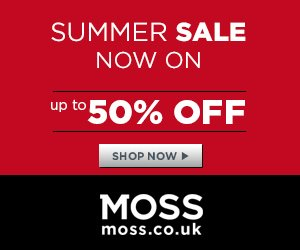 logo of Moss Bros