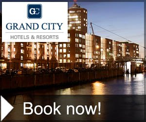 logo of Grand City Hotels