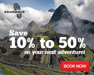 logo of AdventureLink Travel Inc.