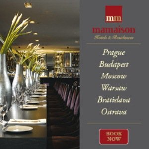 logo of Mamaison Hotels & Residences