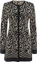 Gerry Weber Long Lace Print Cardigan Now £130.00