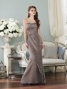 Get an Extra 6% OFF For Satin Pleated Floor-length Bridesmaid Dress.