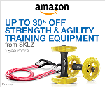 Up to 30% Off Strength and Agility Training Equipment from SKLZ.