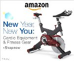 New Year: Cardio Equipment & Fitness Gear!