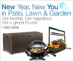 New Year, New You in Patio, Lawn & Garden.
