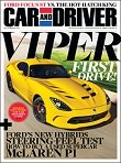 Save 6$ Off on a Subscription to Car and Driver Magazine!