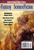 Save 5$ on Subscription to Fantasy and Science Fiction Magazine!!