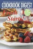 Save 5$ Off on a Digital Subscription to Cookbook Digest Magazine!!
