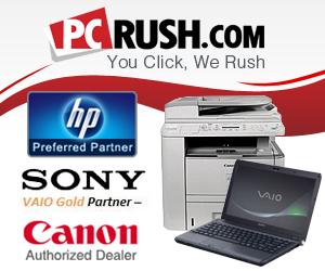 logo of pcRush.com