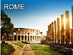 Vacations in Rome From 35 EUR /Night.