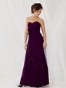 Extra 6% OFF on Generous Sweetheart Floor-length Chiffon Bridesmaid Dress