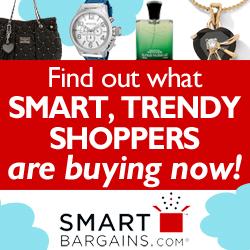 logo of SmartBargains.com