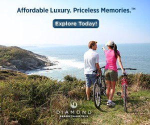 logo of Diamond Resorts