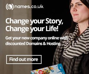 logo of Names.co.uk