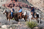 Save 8% Off Morning Maverick Horseback Ride with Breakfast