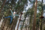Save 10% Off High Ropes Experience from Interlaken Including BASE Jump Simulator and Zipline.