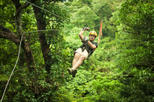 Save 17% Off Mazatlan Super Saver: Canopy Zipline Plus ATV Adventure.