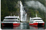 Save 10% Off Milford Sound Sightseeing Cruise Including Optional Lunch.