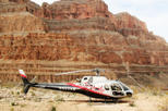 Save 26% Off Grand Canyon Helicopter Tour with West Rim Picnic.