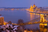 Save 10% Off Budapest Christmas Eve Cruise with Dinner and Live Music
