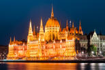 Save 10% Off Budapest Late Night Dinner Cruise on the Danube