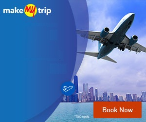 logo of MakeMyTrip.com INT Flights (India)