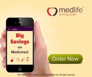 logo of Medlife.com CPS - India