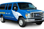 Save 13%! New York Arrival Skip-the-Line Shuttle Transfer: Airport to Hotel