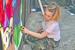 Save 20%! Graffiti Art Workshop in NYC.