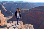 Save 19%! Grand Canyon West Rim Air and Ground Day Trip from Las Vegas with Optional Skywalk