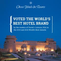 logo of Oberoi Hotels & Resorts