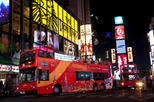 Save 51%! New York Double-Decker Bus Night Tour