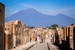 Save 10%! Ruins of Pompeii & Mt Vesuvius Day Trip from Rome.