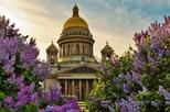 Save 10%! 2-Day Comfortable St. Petersburg Shore Excursion with Faberge Museum