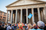 Save 10%! Best of Rome Walking Tour: Pantheon, Piazza Navona, and Trevi Fountain