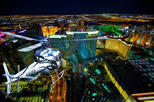 Save 37%! Las Vegas Helicopter Night Flight with Optional VIP Transportation