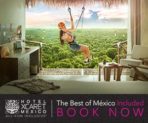 logo of Hotel Xcaret Mexico